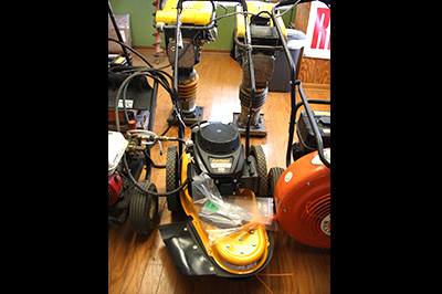 "Cub Cadet 22"" push trimmer"